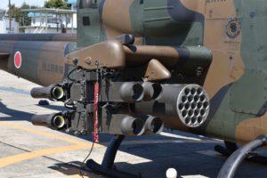 コブラのロケット弾