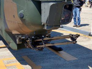 コブラの機銃