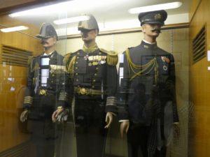 北洋館の展示物