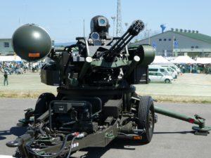 20mm対空機関砲VADS