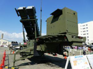 パトリオットミサイルPAC2