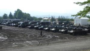 74式戦車大隊