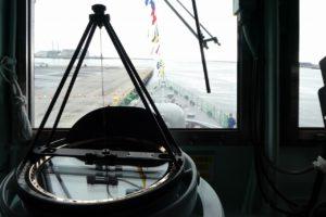 護衛艦ちくまの羅針盤