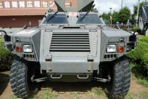 りっくんランドの軽機動装甲車