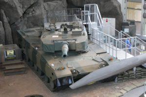 りっくんランドの90式戦車