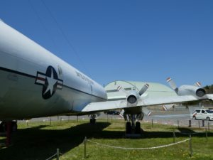 米軍UP-3Aの主翼