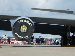 KC-135R空中給油機