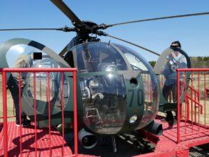 ヘリコプターOH-6D